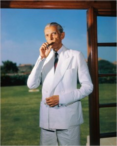 jinnah-with-cigar