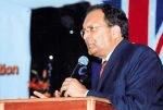 Inidan IB Chief Sayed Asif Ibrahim