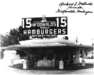 1st McDonalds