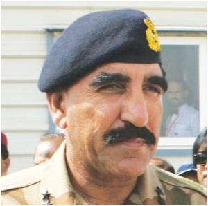 Lt Gen Zaheerul Islam DG ISI 2011 14