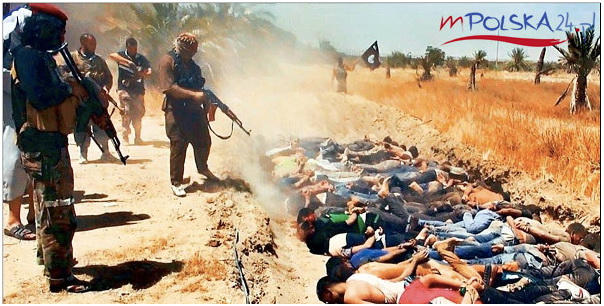 The atrocities committed by the islamic state in the name of islam