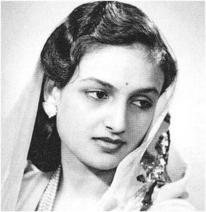 Sita Devi of Baroda