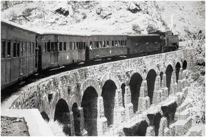 India should be indebted to the British for the Railways which was of course built to serve the empire