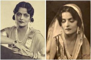 Cooch Behar's Maharani Indira Devi