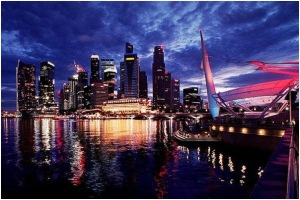 Singapore Least dangerous country in the world