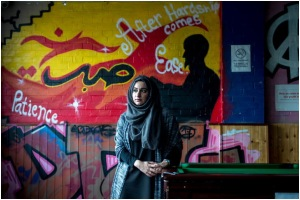 "Zahra Qadir of the Active Change Foundation, an East London charity. ""Nowadays girls want Muslims who are practicing,"" she said. ""It's a new thing over the last couple of years."""