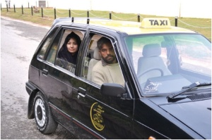 Student Masooma Zehra travels to university using ride-sharing platform SheKab